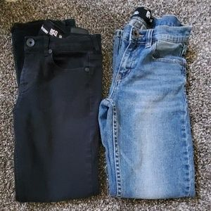 RSQ (tillys) skinny jeans